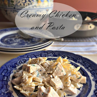 Fast Chicken And Pasta Recipes