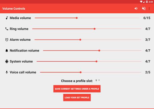 Volume Controls 3.2 screenshots 9
