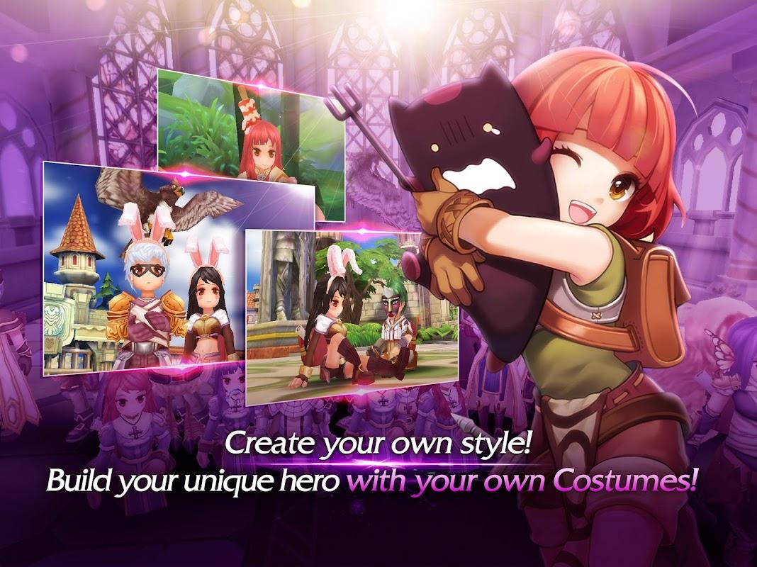 Ragnarok M: Eternal Love(ROM) screenshots