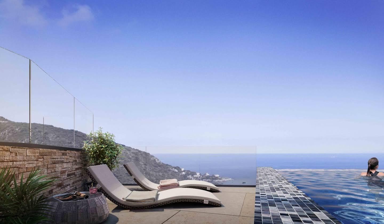 Appartement avec terrasse Eze