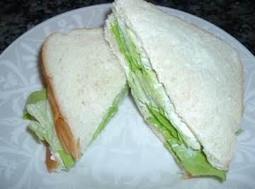 Marie's  Simple Sandwich's