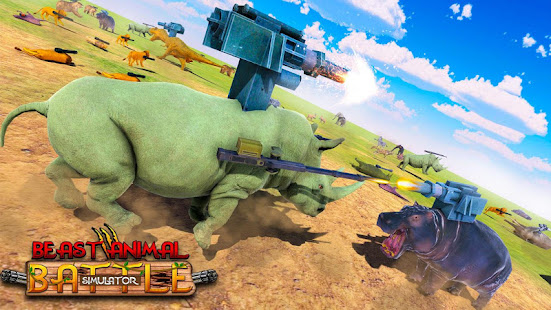 Binatang binatang pertempuran Simulator: epik Mod