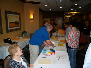 Photo: Conference Registration