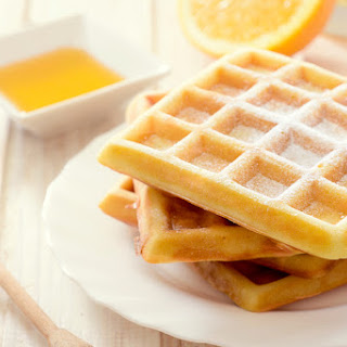 Bill and Mike's Waffles
