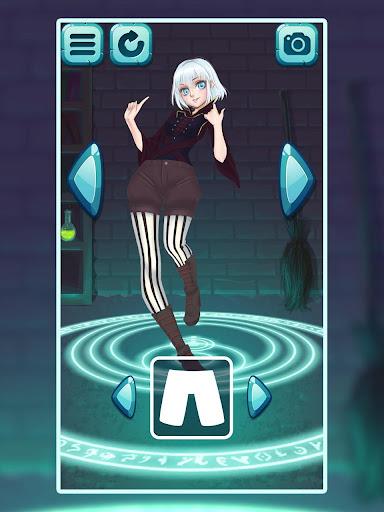 Anime Girl Dressup