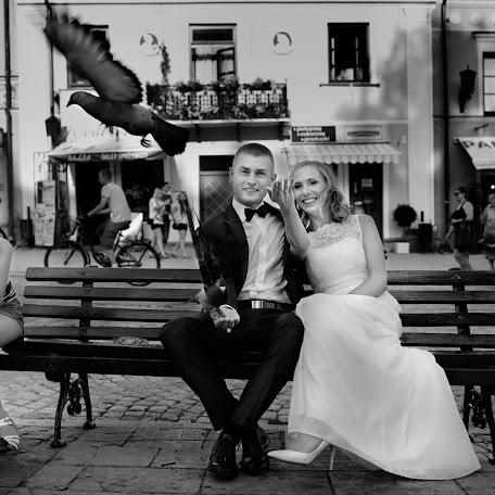 Wedding photographer Wojciech Woś (wojciechwos). Photo of 25.08.2015