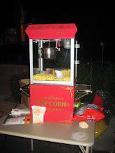 Photo: Popcorn, get your fresh hot popcorn!