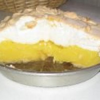 Mouth-Watering Lemon Pie