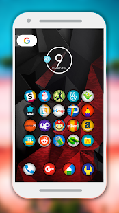 Zoro - Icon Pack Screenshot