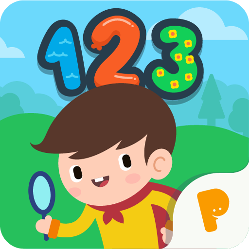 123 Awesome Park - Numbers 教育 App LOGO-硬是要APP