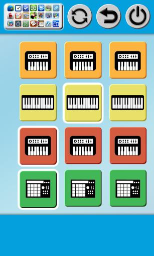 Band Game: Piano, Guitar, Drum Screenshot
