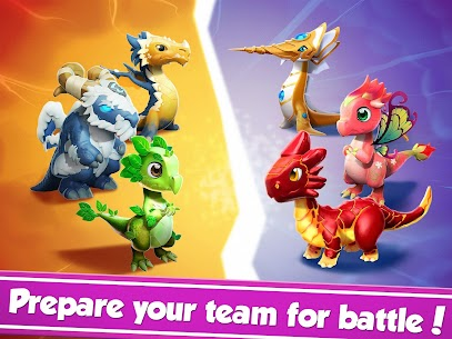 تحميل لعبة Dragon Mania Legends مهكرة للاندرويد [آخر اصدار] 10