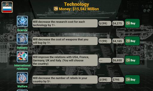 Asia Empire 2027 1.3.4 screenshots 6