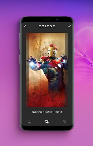 Superheroes Wallpaper HD 2K 4K 2019 1.4 Screenshots 7