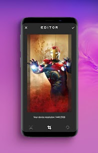Superheroes Wallpaper HD 2K 4K 2019 App Download for Android 7