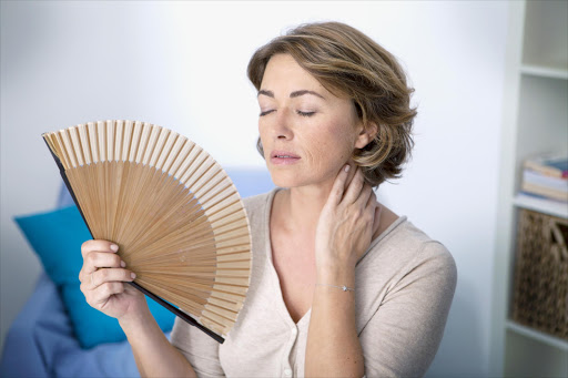 New research has shown that an active lifestyle can help reduce symptoms of the menopause such as hot flashes.