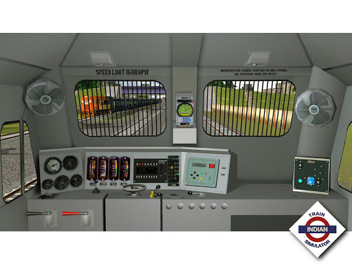 Indian Train Simulator  screenshots 12
