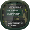 Army Camouflage for GO SMS icon
