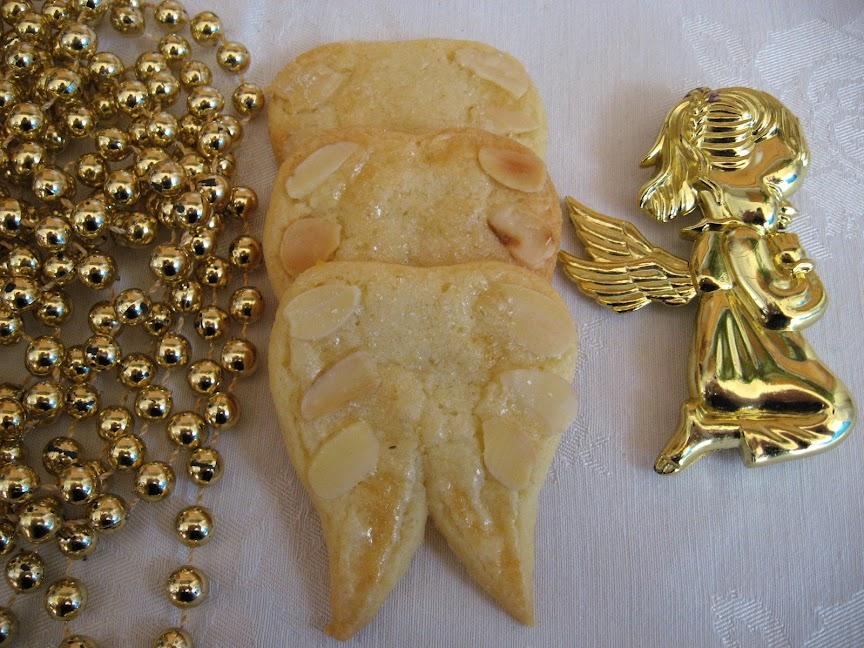Бисквити Ангелски крила