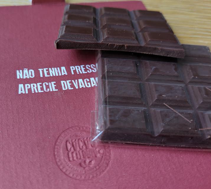 76% nicaragu bar by Feitoriado Cacao
