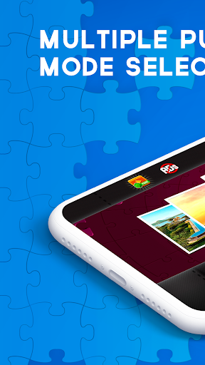 Jigsaw Puzzle Free screenshot 1