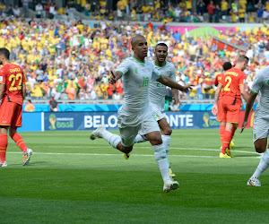 belgique algerie 2014 fellaini feghouli