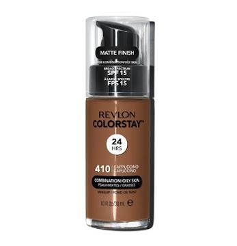 Base liquida REVLON   COLORSTAY piel mixta/grasa cappuccino