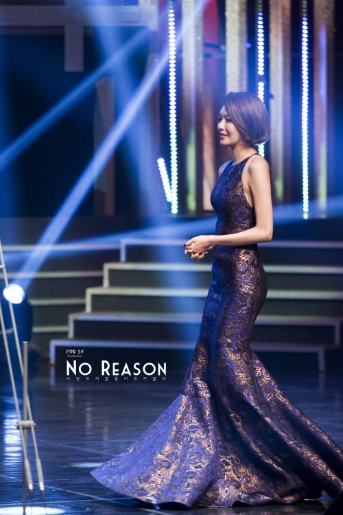 sooyoung gown 24
