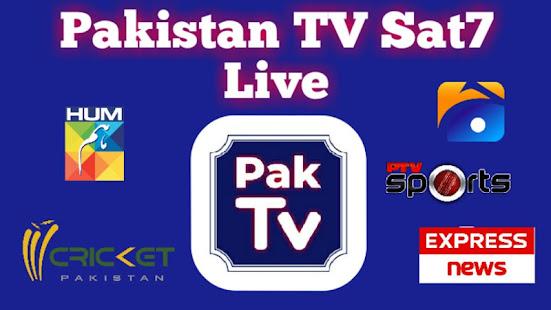 Pakistan TV Sat7 Live for PC-Windows 7,8,10 and Mac apk screenshot 1