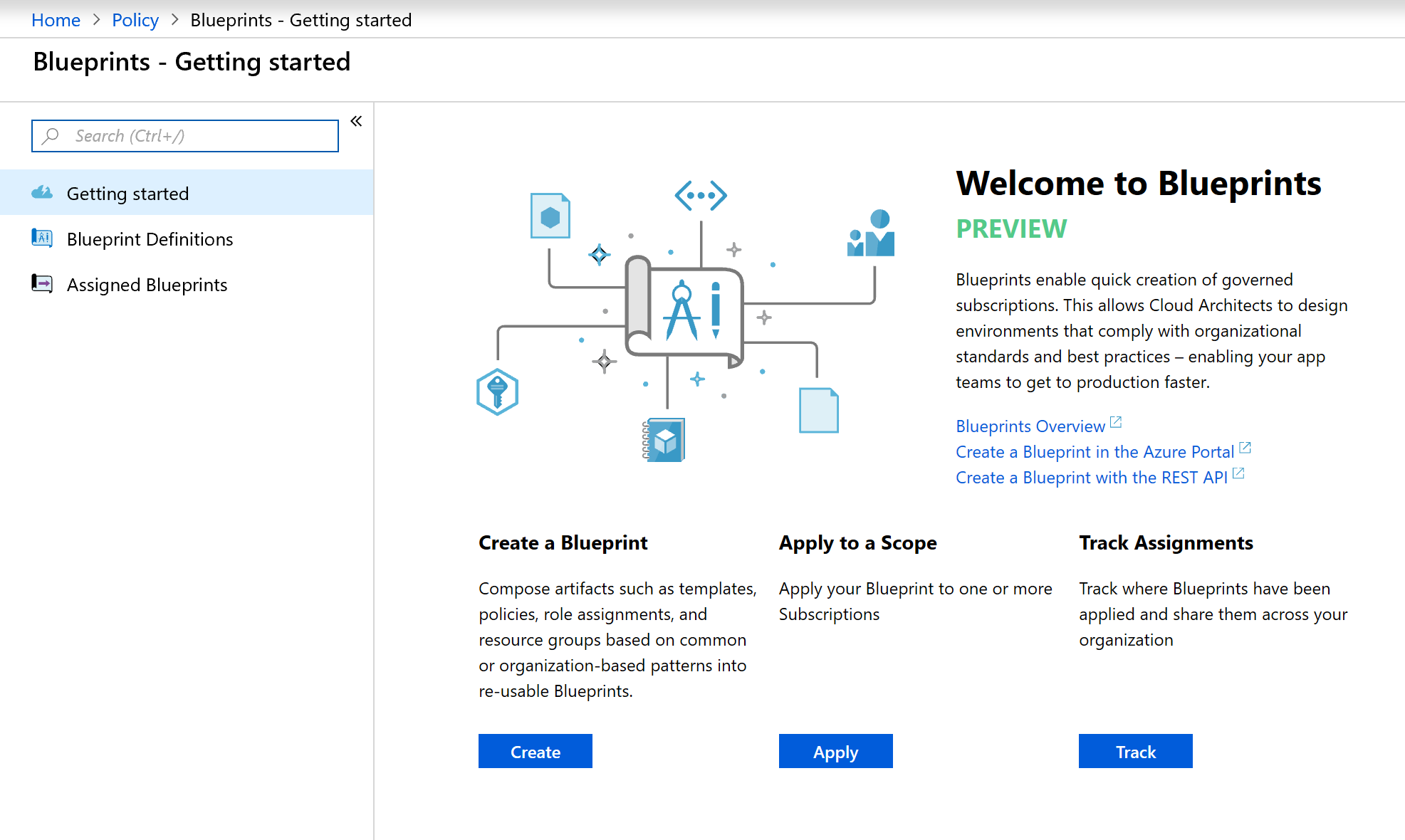 Microsoft Azure Policy and BluePrints Overview #Azure #Cloud #Architecture  #AzureBlueprints   Cloud and Datacenter Management Blog