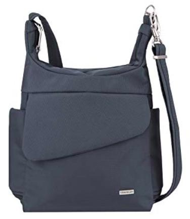 Anti-Theft Classic Messenger Bag