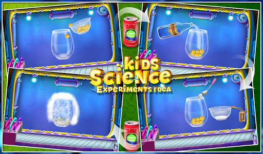 Kids Science Experiment Ideas v1.0.2