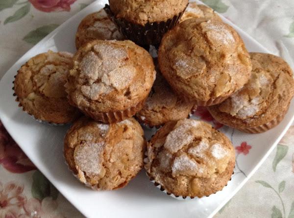 Amazing Apple Muffins! Recipe