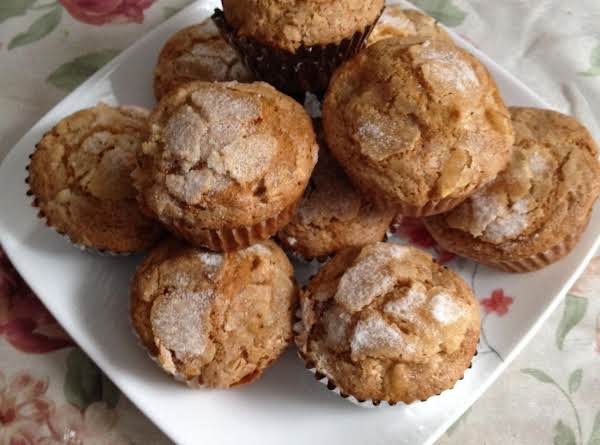 Amazing Apple Muffins! Recipe