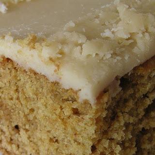 Ginger Squares Recipe