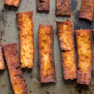 Spicy Sriracha Tofu Jerky Recipe
