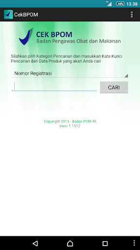 玩免費醫療APP|下載Data Produk Teregistrasi app不用錢|硬是要APP