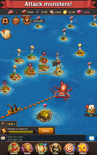 Pirate War: Age of Strike- screenshot thumbnail