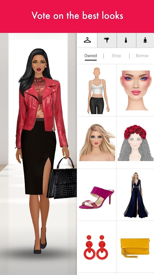 Covet Fashion Dress Up Game