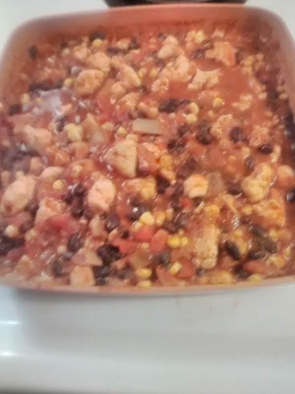 One Skillet Southwest Chicken Recipe