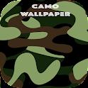 Camo Wallpaper - HD icon