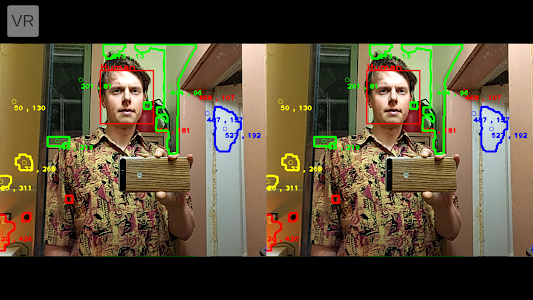 Augmented Computer Vision VR screenshot 0