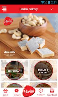 Harish Bakery - náhled
