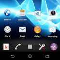 CM11 CM10 FREE SONY UXP THEME icon