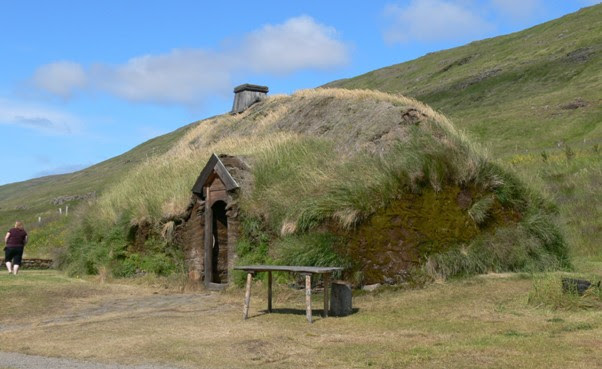 Eiríksstaðir-Oeste
