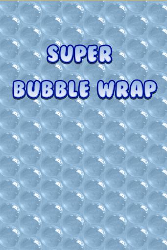 Super Bubble Wrap