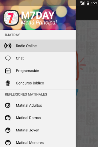 android Ministerio 7Day (App Oficial) Screenshot 14