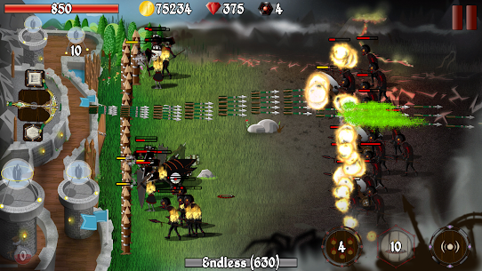 Grim Defender – Castle & Tower Defense Apk Download For Android and Iphone 5