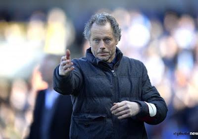 """Preud'homme est vexé: """"Je remarque que certains n'accordent pas le titre au Club de Bruges"""""""