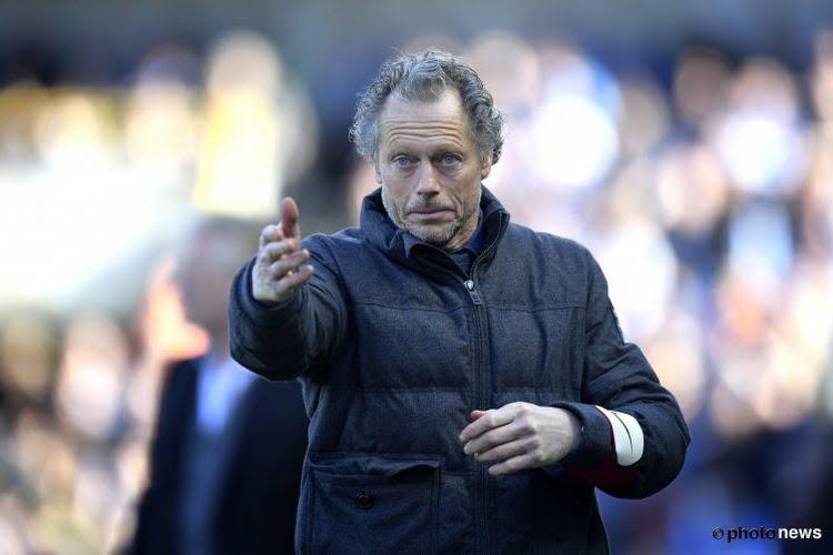 """Preud'homme slaat héél hard terug: """"Ik stel vast dat sommigen Club Brugge de titel niet gunnen"""""""